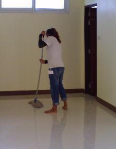 รับจ้างทำควาสะอาด